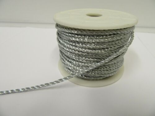 2mm 2 metres or Full Roll 20 metres Christmas Cord Wrapping Mini Rope Trim 0.2cm
