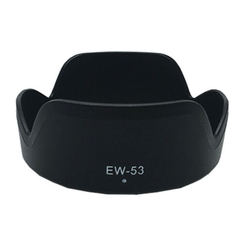 EW-53 Lens Hood for Canon EOS M10 EF-M 15-45 mm f//3.5-6.3  ^S