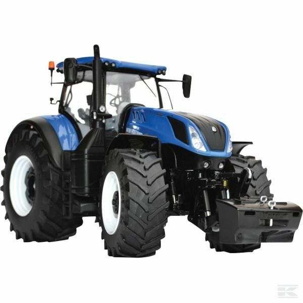 Marge Models New Holland T7.315 Tractor 1 32 Scale Model Gift Toy