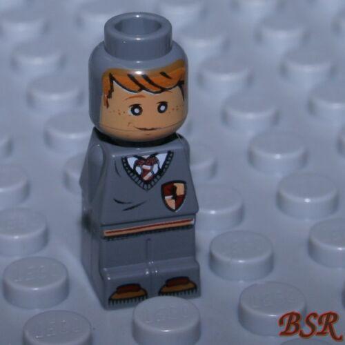 1 Micro SPIELFIGUR Figur 21mm aus 3862 /& unbespielt Spieler Ron Weasley SB07