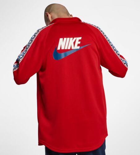 met M Nike Aj2681 678 trainingsjack tapbies Heren L rood Maat qEP68wv
