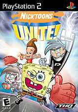 Nicktoons Unite (Sony PlayStation 2, 2005)