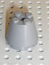 Cone gris foncé LEGO star wars DkStone cone ref 6233 / set 7251 8095 8639