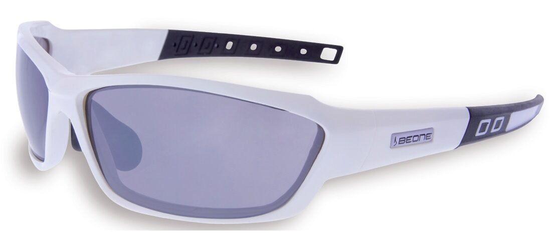 BeOne EGO Radbrille Sonnenbrille Weiss  glasses lunettes 2012900