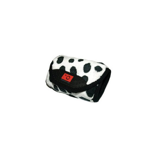 Always On Wrap-Up Case Bag Pouch To Fit Most Compact Digital Cameras - Dalmation