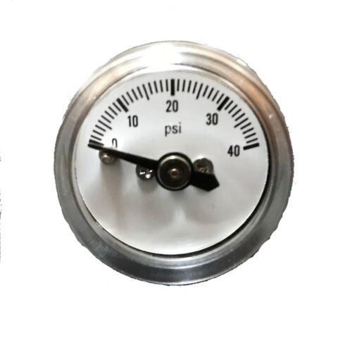"""para 40psi 5 un. Manómetro de Mini NPT 1//8/"""" /""""orden de /""""para/"""" 15 un. brindan/"""""""