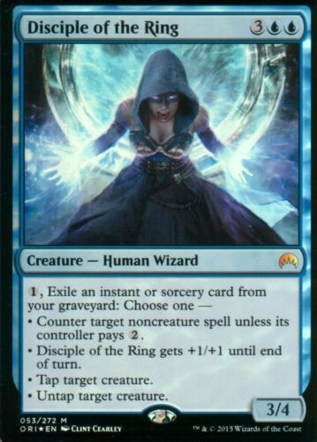 Disciple of the Ring FOILNMMagic OriginsMagic MTG