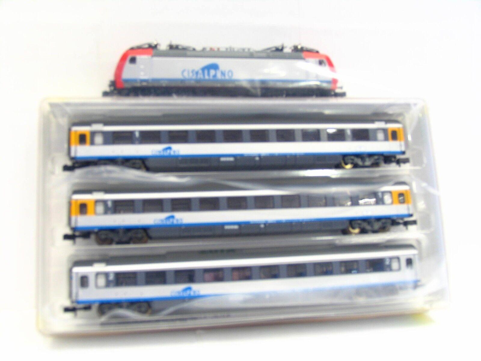 Minitrix n 11629 tren-set ferroviariospara m. re 484 SBB digital SX embalaje original (v6121)