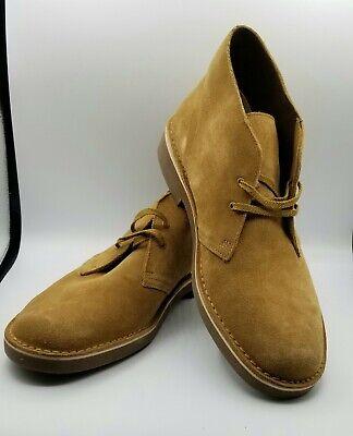 Bushacre 2 Wheat Suede 12 M Dress shoes