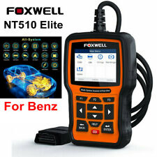 For Benz Mercedes All System Auto Diagnostic Scanner ABS SRS EPB OIL Code Reader