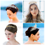 Bridal-Princess-Party-Crystal-Tiara-Wedding-Crown-Veil-Hair-Accessory-Headband thumbnail 12