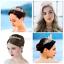 Bridal Princess Party Crystal Tiara Wedding Crown Veil Hair Accessory Headband