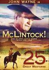 25 Great Westerns Featuring John Wayne - DVD Region 1