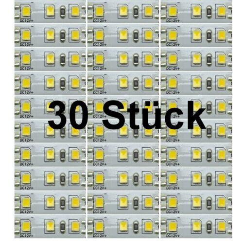 Mini-carte DEL Blanc Chaud 3 DEL/'s sur 8x25mm par exemple hausbeleuchtung c5007