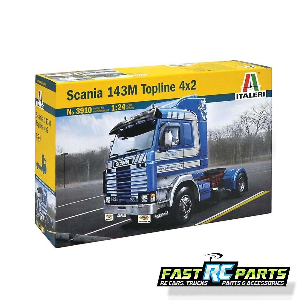 Italeri 1/24 Scania Topline 143M 4x2 ITA3910S