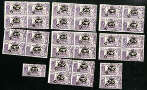 Spain-Stamps-587-VF-Lot-of-30-OG-NH-Catalog-Value-120-00