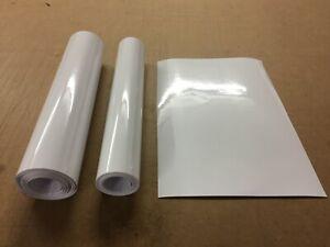 Black Gloss Sticky Back Vinyl Cutting Crafts Wallart Roll 300mm wide
