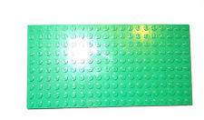 RARE Vintage large LEGO Green 10x20 Baseplate Duplo Juniors creator ? Brick 700