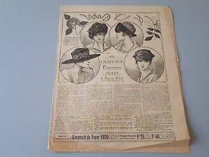 Revue-ancienne-broderie-l-039-Almanache-du-Foyer-1920