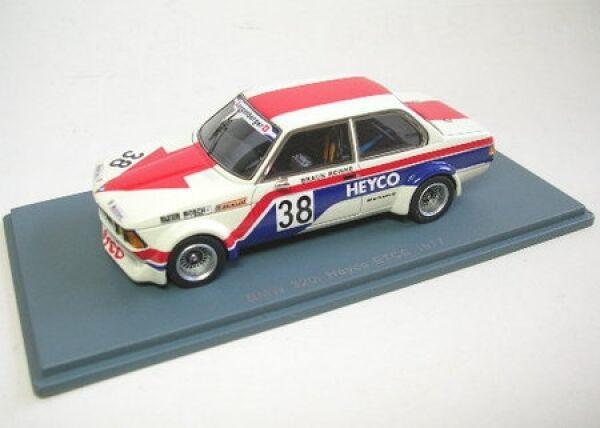 Bmw e21 320 gr2 nº 38 Heyco MS e TCC 1977