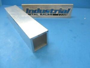 "Aluminum Angle 6063 T52 4/"" x 4/"" x 1//4/"" wall x 36/"""