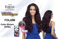 Shake N Go Freetress Equal Lace Front Lace Deep Invisible L Part 'folami'