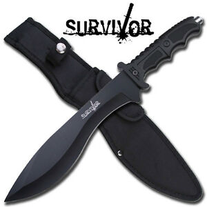 HK-717-Survivor-Outdoor-Fixed-Blade-15-034-BRAND-NEW-NEVER-USED-Master-Cutlery
