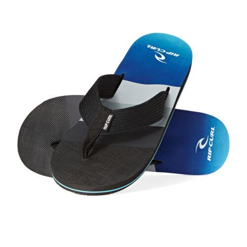 Rip Curl Bob Cush Chaussures Sandales-Noir//Gris Aqua Toutes Les Tailles