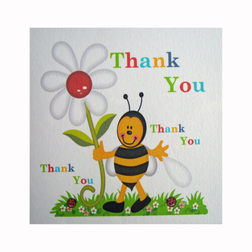 pack of 6 cards /& envelopes Multi buy discounts available Thank you cards