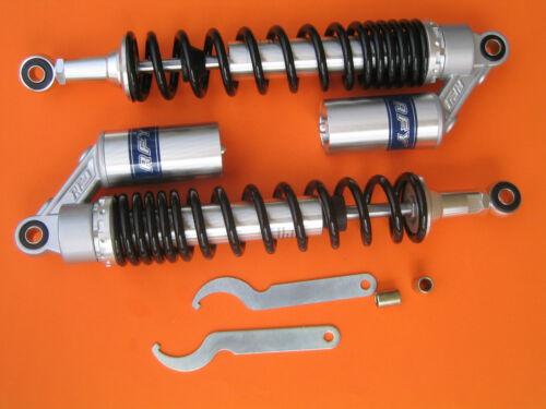 "15.75/"" 400mm A Pair Shocks Suspension works for Yamaha Honda Suzuki  ATV Go kart"