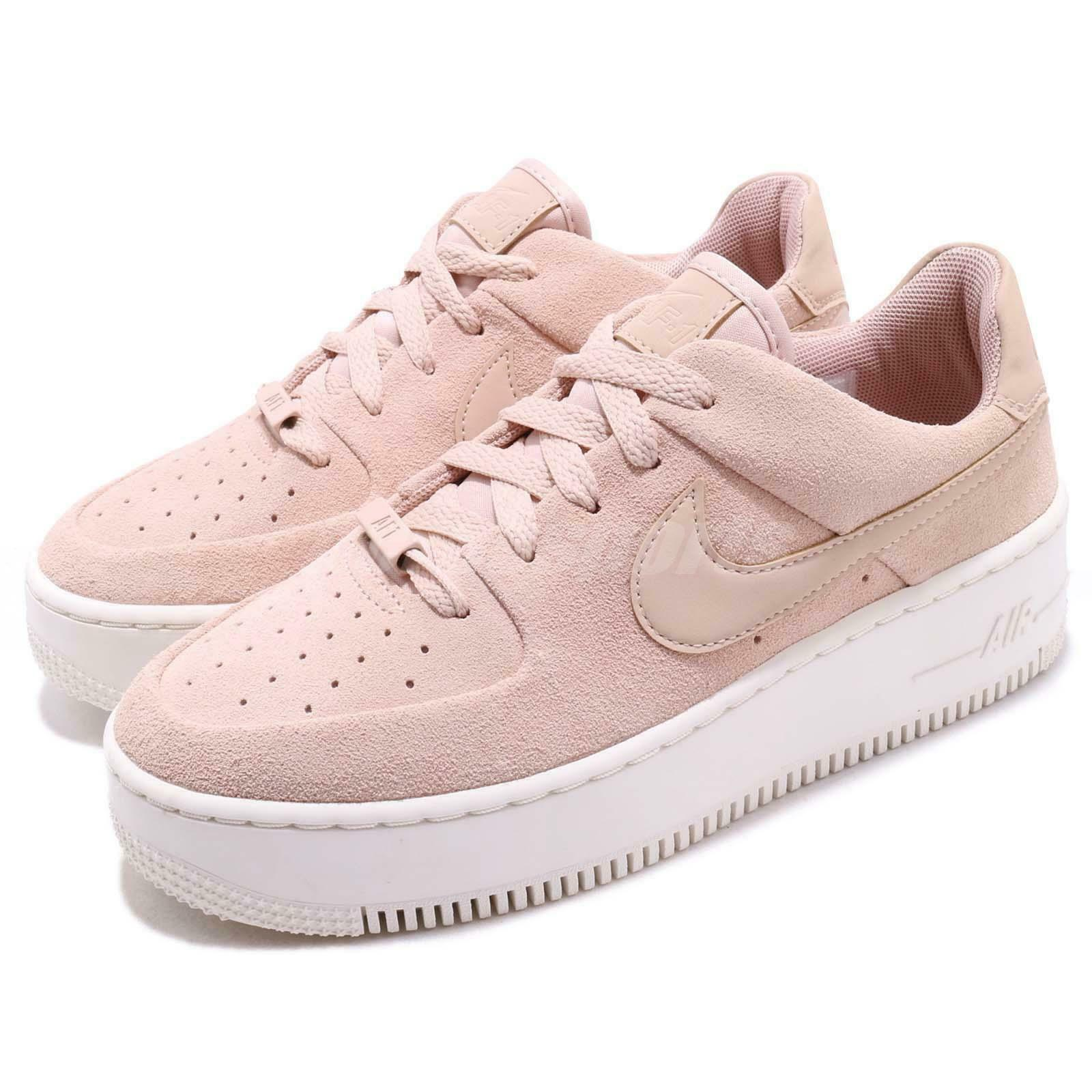 Nike Wmns Air Force 1 07 ESS LV8 Sage Sage Sage Low Rose Femmes Enfants grade-school baskets Pick 1 deb662