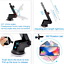 thumbnail 26 - Wireless-Automatic-Clamping-Smart-Sensor-Car-Phone-Holder-and-Fast-Charger-10W