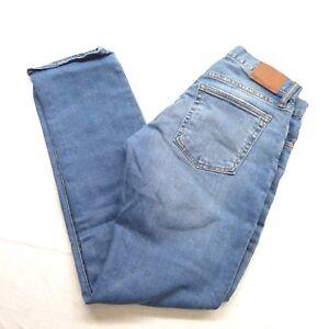 NUOVA linea uomo Crosshatch Gamba Dritta Jeans blu scuro di piccole dimensioni King Size