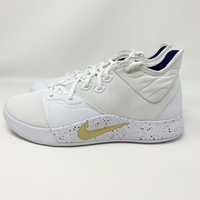 finest selection 25cd1 7d38d New Nike PG 3 USA Basketball Shoes Size Mens 10 AO2607-100 Paul George