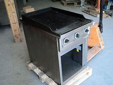 GRIDDLEPLATTE   ,Grillplatte ,Grill   gebraucht von JUNO  60 x 85 cm gerillt
