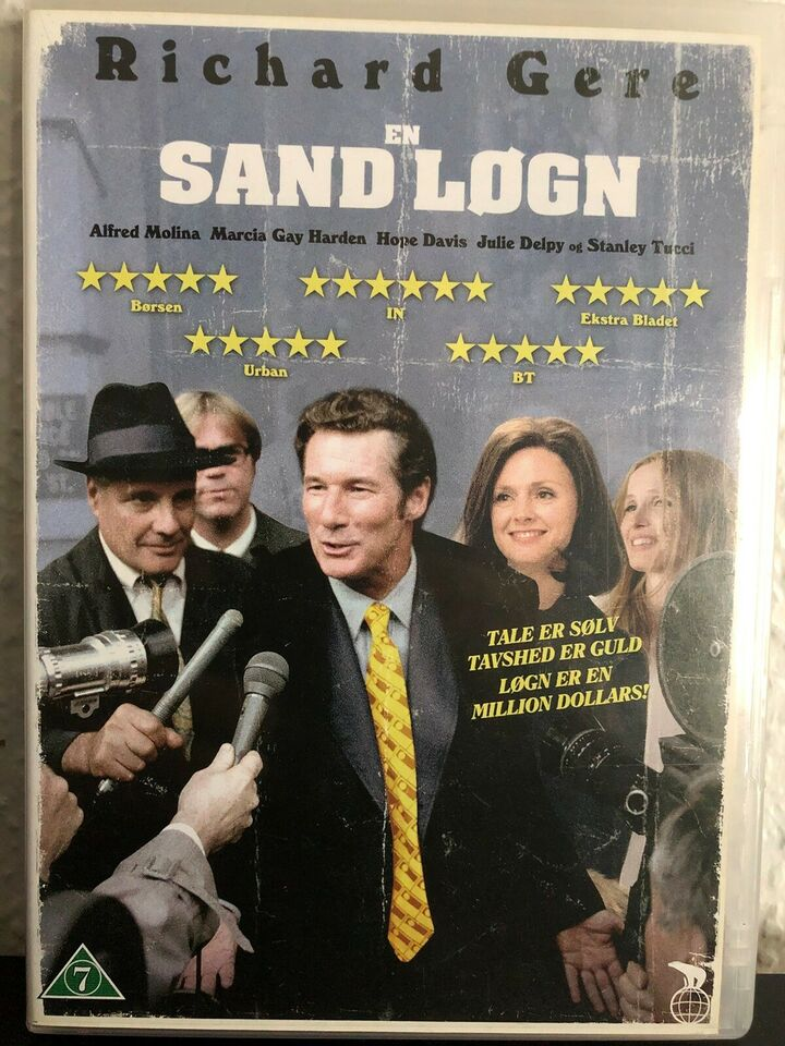 En sand løgn, DVD, drama