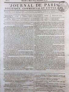 Montfaucon en 1814 Tillancourt Montmirel Beauvais Mézieres Auxerre Russes Paris