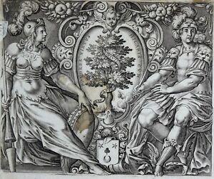 LYON-MARQUE-TYPOGRAPHIQUE-Printer-039-s-Mark-Arbre-de-la-Vertu-CLAUDE-LANDRY-1625