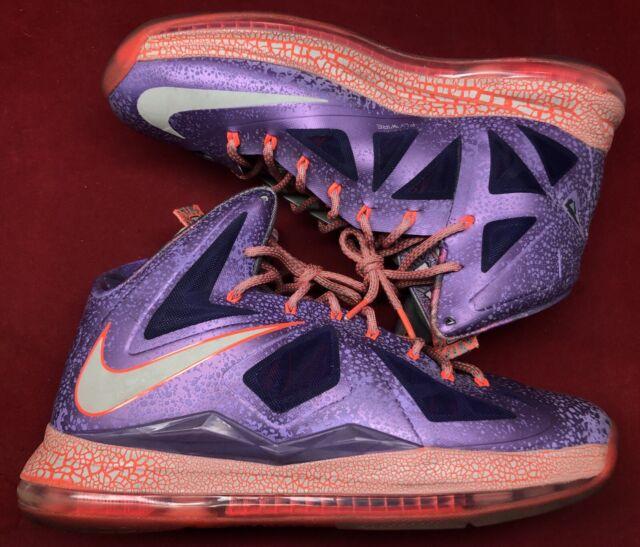 Size 12 - Nike LeBron 10 All Star