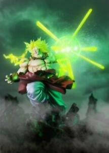 Figuarts Zero Dragonball Super Saiyan Broly The Burning Battles Figure New Nobox