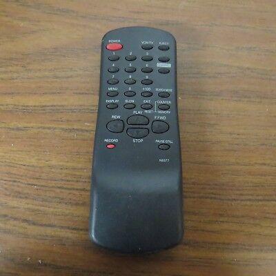 Magnavox N9411UD Remote Control for CR674CAT21 MR674CAT VR674C VR674CAT98 TV