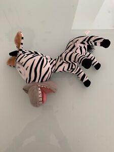 Madagascar Toy Marty Zebra