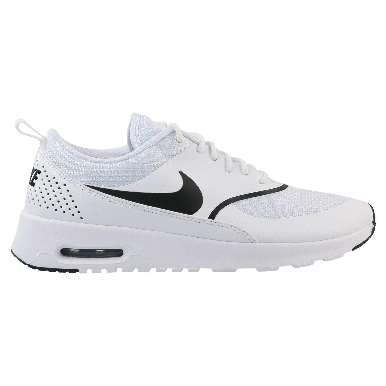 NIKE AIR MAX THEA Sneaker Scarpe Donna Bianco 599409 108
