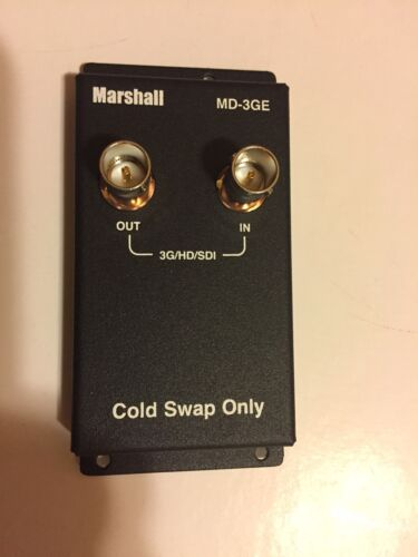 Marshall Electronics MD-3GE 3GSDI Input Module for MD Series Monitors