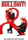 Penn Teller Bullshit 8 Season Pack 0097361437545 DVD Region 1