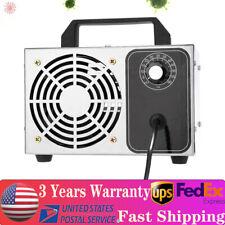 110v Ozone Generator Machine Air Purifier O3 Ozonator Home Car Sterilizer