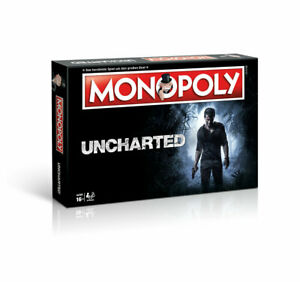 Monopoly-Uncharted-Board-Game-Party-Game-Game-German-New