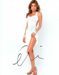 Elisabeth-Canalis-Autographed-Signed-8x10-Photo-Hot-Sexy