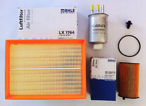 Land-Rover-Discovery-Series-3-TDV6-Filter-Kit-with-Workshop-Manual-on-CD