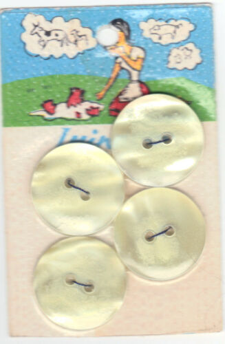plaque ancienne boutons LES FABLES DE LA FONTAINE la laitière et le pot au lait